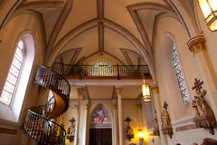 Loretto Chapel Royalty Free Stock Photos