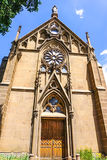 Loretto kapell i Santa Fe som är ny - Mexiko Royaltyfri Bild
