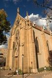 Loretto-Kapelle Santa Fe Stockbilder