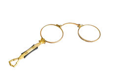 Lorgnette Stock Photo