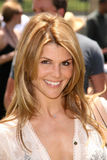 Lori Loughlin, Elizabeth Glaser obrazy stock