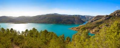 Loriguilla Pantano swamp reservoir in Valencia Royalty Free Stock Image