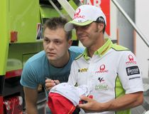 Loris Capirossi Stock Photography