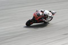 Loris Capirossi of Pramac Racing Team Stock Image