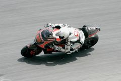 Loris Capirossi at Sepang, Malaysia Stock Photo