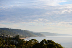 Lorne Coastline Stock Photos