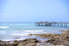 Lorne Jetty Stock Photos