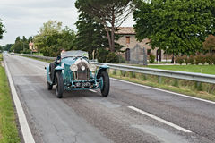 Lorraine Dietrich B3-6 Le Mans in Mille Miglia 2013 Stock Photo