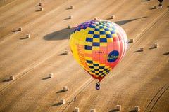 Lorraine Mondial Air Balloon 2015 Fotografering för Bildbyråer