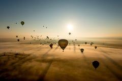 Lorraine Mondial Air Balloon 2015 Royalty Free Stock Photos