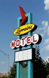 Lorraine Motel royalty-vrije stock fotografie