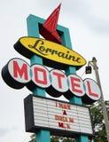 Lorraine Motel stockfotografie