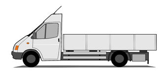 Lorry Stock Images