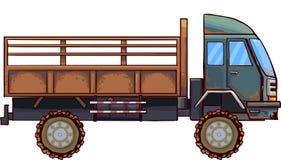 Lorry Royaltyfri Bild