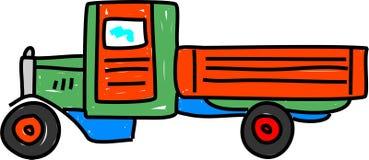 Lorry Stock Image