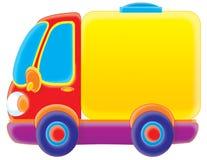 Lorry. Clip-art / children's illustration for yours design, postcard, album, cover, scrapbook, etc Stock Image