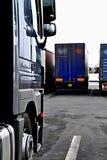 lorry royaltyfri foto