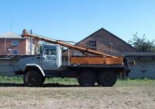 lorry imagem de stock