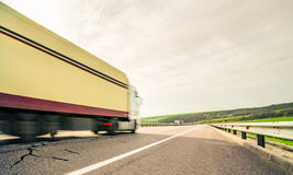 Lorry royalty free stock images