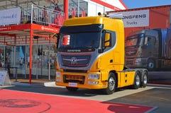 Lorry From Dongfeng novo fotografia de stock