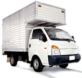 Lorry truck Stock Photography