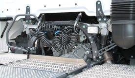 Lorry Truck articulado imagem de stock