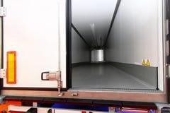 Lory trailer Stock Photo