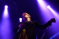 Losów Angeles Roux muzyka na żywo przedstawienie przy Bime festiwalem (zespół) Obraz Royalty Free