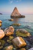 Losów Angeles Vela plaża Obrazy Royalty Free