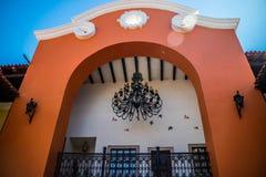Los的Algodones,墨西哥最佳的医院治疗区 免版税库存图片