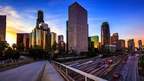 Los Ángeles almacen de video