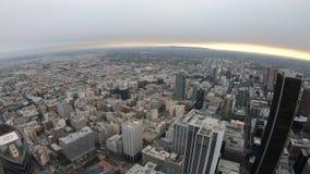 Los Ángeles céntrico #38 almacen de metraje de vídeo