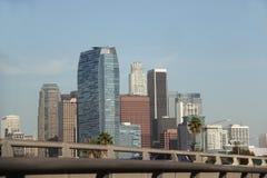 Los Ángeles céntrico Fotografía de archivo libre de regalías