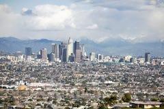Los Ángeles céntrico 7 Imagen de archivo