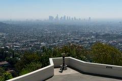 Los Ángeles céntrico Fotos de archivo libres de regalías