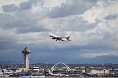 Delta Airlines Airbus A320-212 Imagen de archivo libre de regalías