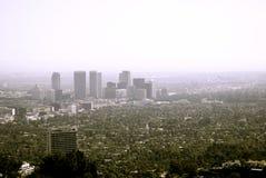 Los Ángeles del oeste Imagenes de archivo