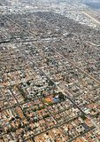 Los Ángeles, los E Fotografía de archivo
