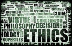 Los éticas Foto de archivo libre de regalías