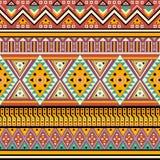 Los éticas abstractos diseñan el modelo inconsútil tribal stock de ilustración