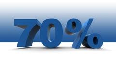 los 70% Fotos de archivo libres de regalías