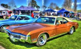 Los años 60 originales Buick Riviera Imagenes de archivo