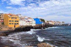 Los Abrigos, Tenerife Imagen de archivo