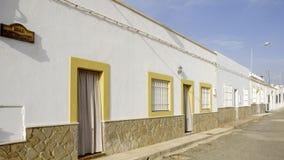 Los-albaricoques, Andalusien, Spanien, Europa, die Land ` s westerns Italienerfilme Lizenzfreie Stockfotografie
