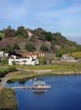 Los-Alt-Hügel, Kalifornien Stockfoto