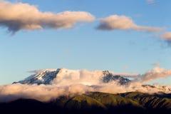 Los Altares Volcano In Ecuador Immagini Stock Libere da Diritti