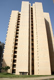 Los altos edificios de la subida, Jaypee se ponen verde, Noida, la India Fotografía de archivo libre de regalías