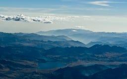 Los Andes foto de archivo libre de regalías