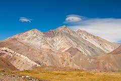 Los Andes 2 Fotos de archivo