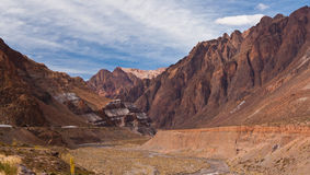 Los Andes 2 Imágenes de archivo libres de regalías